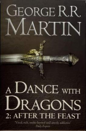 A Dance With Dragons: Part 2 After the Feast Cover Image