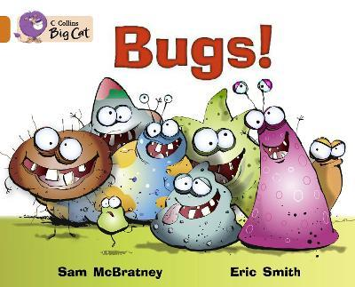 Bugs Workbook Cover Image