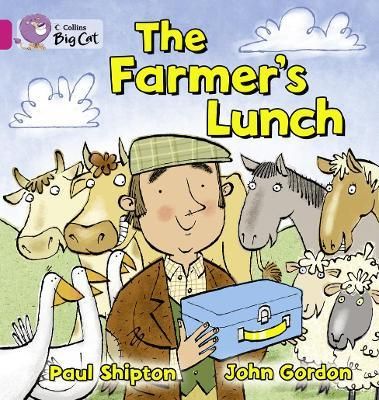 The Farmer's Lunch: Band 1a/Pink