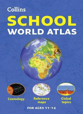 Collins School Atlas Cover Image