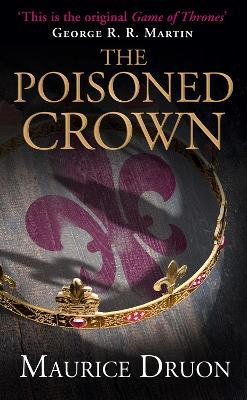 The Poisoned Crown Cover Image