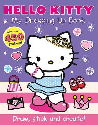 My Dressing Up Book