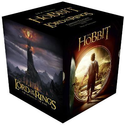The Hobbit and Lord of the Rings Complete Gift Set Unabridged