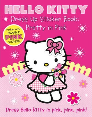 Dress Up Sticker Book: Pretty in Pink