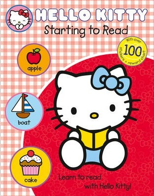 Learn with Hello Kitty: Starting to Read