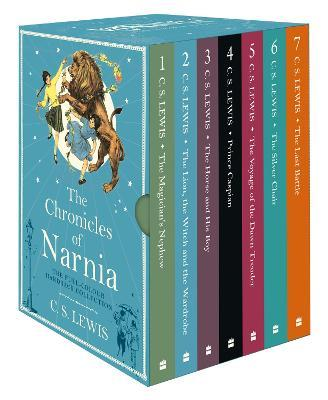 The Chronicles of Narnia: The Chronicles of Narnia Box Set