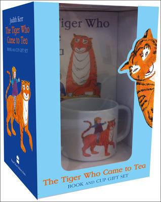 The Tiger Who Came to Tea Book and Cup Gift Set