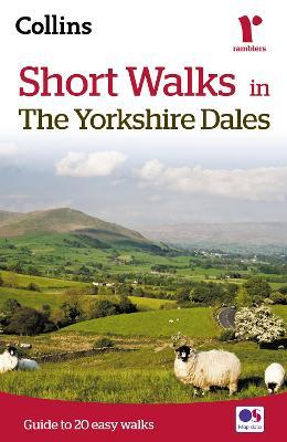 Short walks in the Yorkshire Dales Cover Image