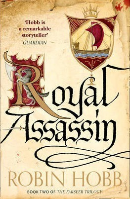 Royal Assassin Cover Image