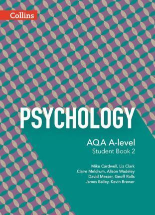 AQA A-level Psychology - Student Book 2