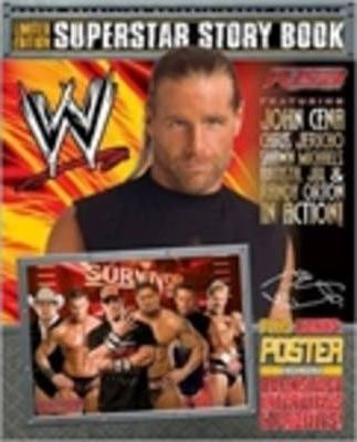 WWE Raw Storybook 5
