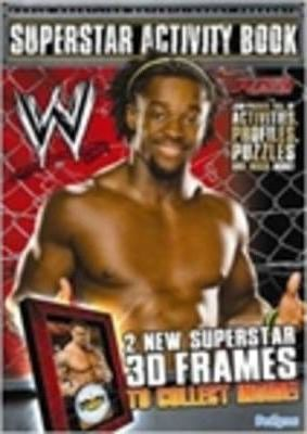 WWE Raw Activity Book 5