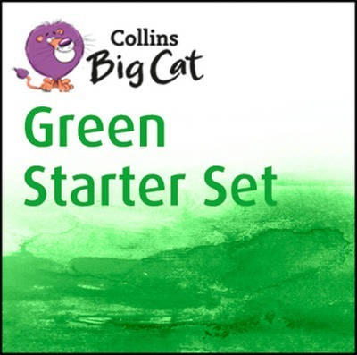 Collins Big Cat Sets - Green Starter Set: Band 05/Green