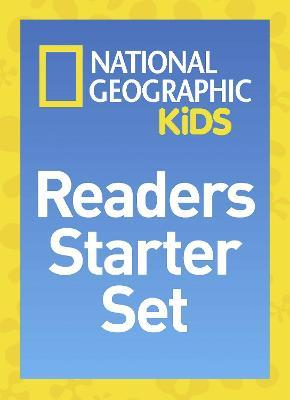 National Geographic Readers Starters Set