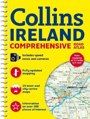 Comprehensive Road Atlas Ireland
