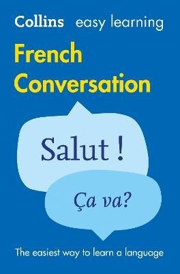 Easy Learning French Conversation Cover Image