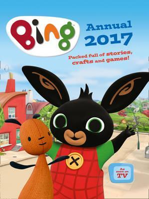 Bing Annual 2017 Cover Image