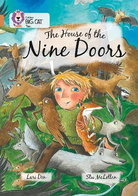 The House of the Nine Doors  sc 1 st  Book Depository & The House of the Nine Doors : Lari Don : 9780008127725