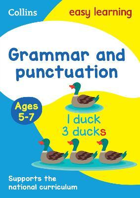 Grammar and Punctuation Ages 5-7: New Edition