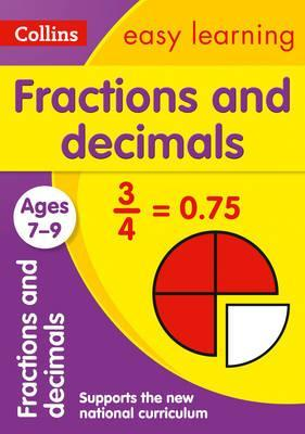 Fractions and Decimals Ages 7-9