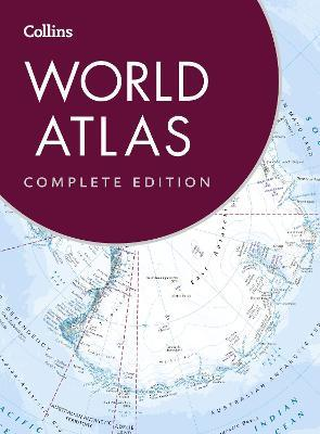 Collins World Atlas: Complete Edition Cover Image