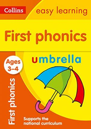 First Phonics Ages 3-4