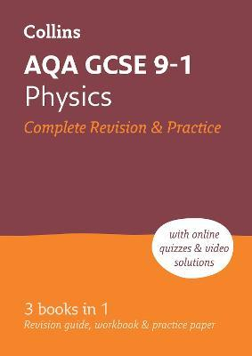 AQA GCSE 9-1 Physics All-in-One Revision and Practice