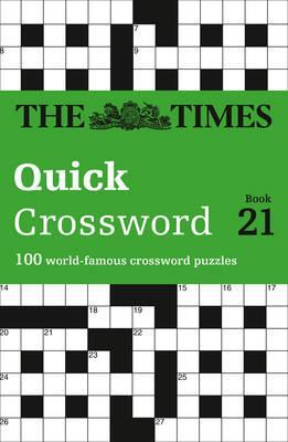 The Times Quick Crossword Book 21