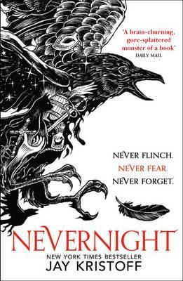 Image result for nevernight paperback