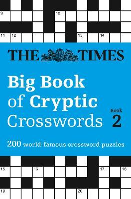 The Times Big Book of Cryptic Crosswords Book 2