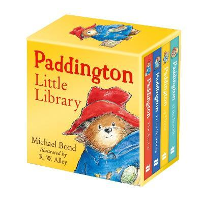Toddler Books - Paddington Little Library