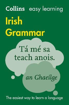 Easy Learning Irish Grammar