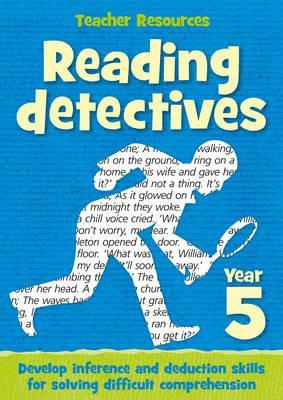 Year 5 Reading Detectives