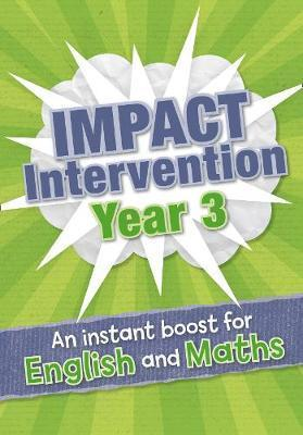 Year 3 Impact Intervention