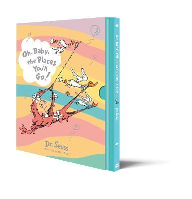 Oh, Baby, The Places You'll Go! Slipcase edition