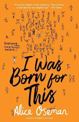 Image result for i was born for this book