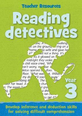 Year 3 Reading Detectives: Year 3