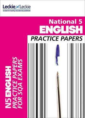 National 5 English Practice Papers for New 2019 Exams : Craig