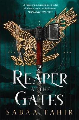 Image result for sabaa tahir books reaper at the gates