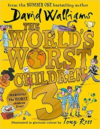The World's Worst Children 3 Cover Image