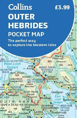 Outer Hebrides Pocket Map : The Perfect Way to Explore the Western Isles