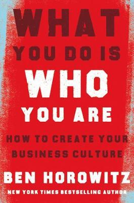 What You Do Is Who You Are
