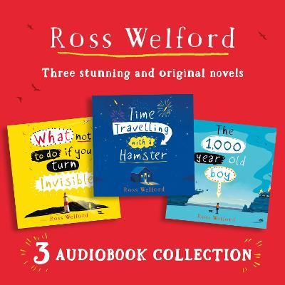 Ross Welford Audio Collection