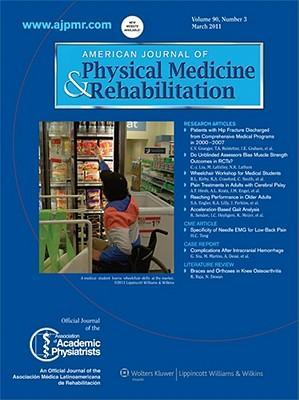 Physical Med & Rehabilitation Sj