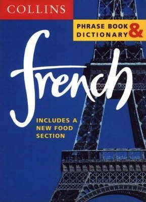 French Phrase Book and Dictionary