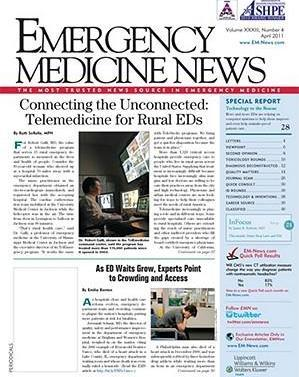Sj Emergency Medicine News