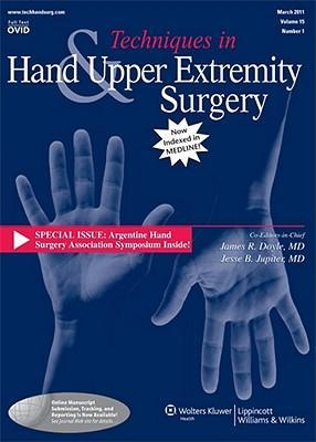 Sj Hand/Upper Extremit Surgery