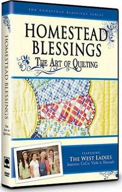 Homestead Blessings Art Of Quilting