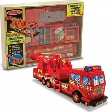 Mighty Builders: Fire Engine