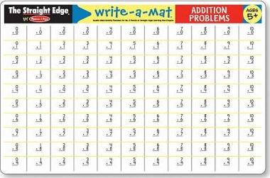 Learning Mats: Addition Problems